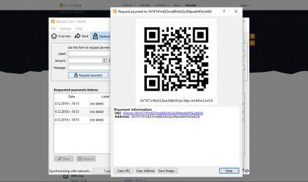 Verify bitcoin core binaries