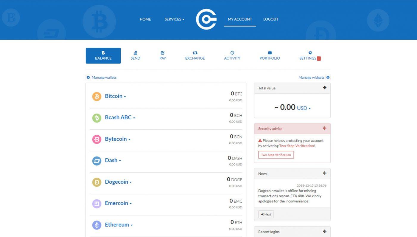 criptonator bitcoin